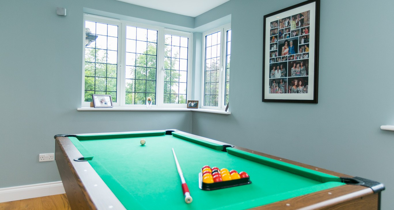 Bidborough Ridge games room