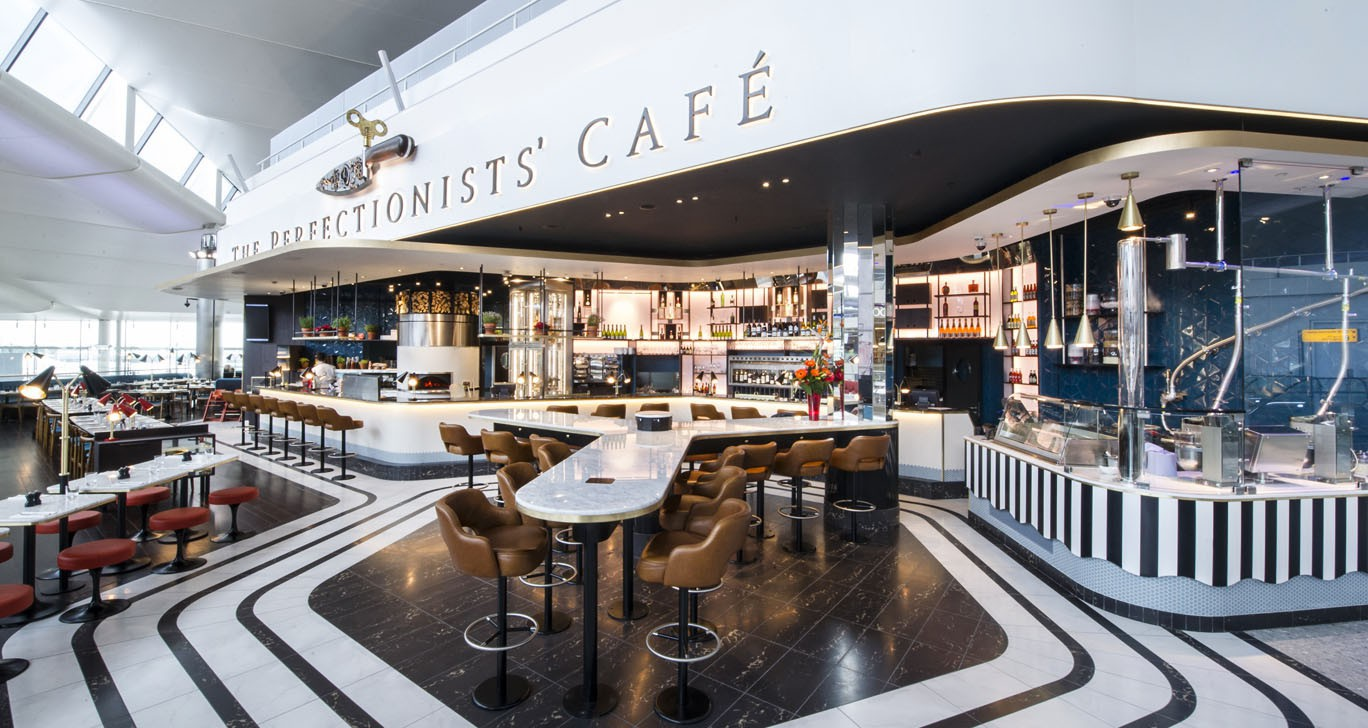 The Perfectionists' Café